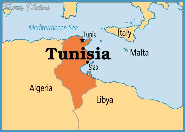 25 FAKTA MENARIK TENTANG TUNISIA